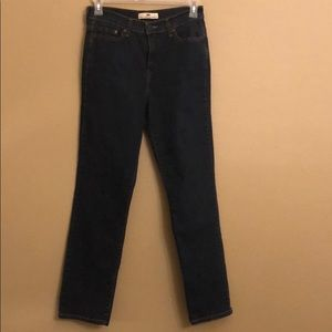 Levi's Perfectly Slimming 512 Straight Leg 12